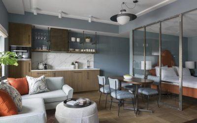 'Thuiswerken' in een sfeervol hotel in Amsterdam